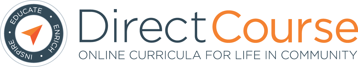 DirectCourse Training Program Logo